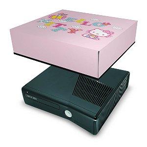 Xbox 360 Slim Capa Anti Poeira - Hello Kitty