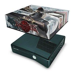 Xbox 360 Slim Capa Anti Poeira - Bayonetta