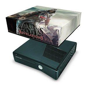 Xbox 360 Slim Capa Anti Poeira - Assassins Creed Revelations