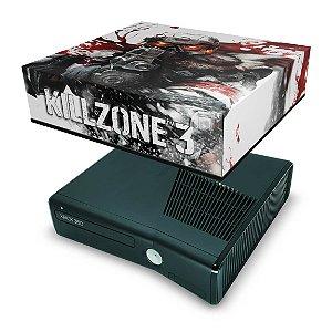 Xbox 360 Slim Capa Anti Poeira - Killzone 3