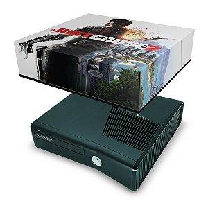 Xbox 360 Slim Capa Anti Poeira - Just Cause 2