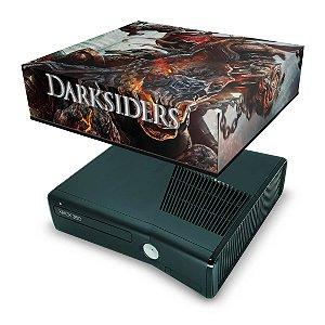 Xbox 360 Slim Capa Anti Poeira - Darksiders Wrath Of War