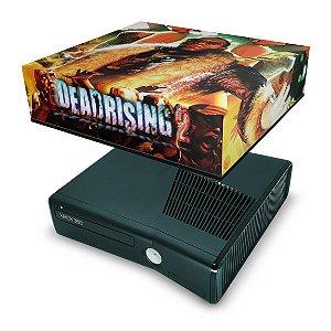 Xbox 360 Slim Capa Anti Poeira - Dead Rising 2