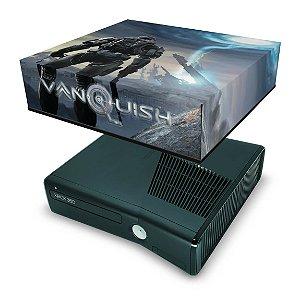 Xbox 360 Slim Capa Anti Poeira - Vanquish