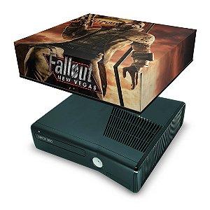 Xbox 360 Slim Capa Anti Poeira - Fallout New Vegas