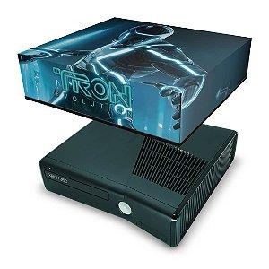 Xbox 360 Slim Capa Anti Poeira - Tron