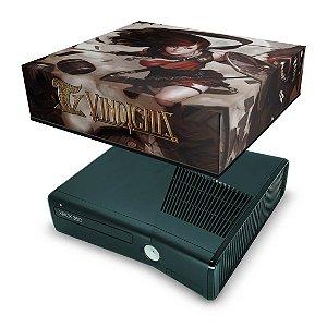 Xbox 360 Slim Capa Anti Poeira - Vindictus