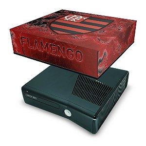 Xbox 360 Slim Capa Anti Poeira - Flamengo
