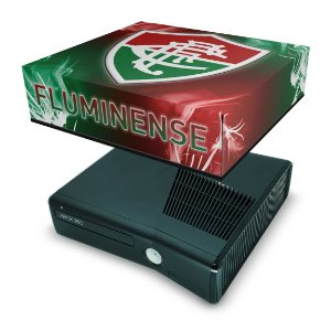 Xbox 360 Slim Capa Anti Poeira - Fluminense