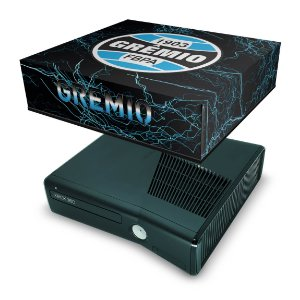 Xbox 360 Slim Capa Anti Poeira - Gremio
