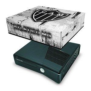 Xbox 360 Slim Capa Anti Poeira - Atletico Mineiro