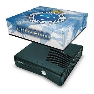 Xbox 360 Slim Capa Anti Poeira - Cruzeiro