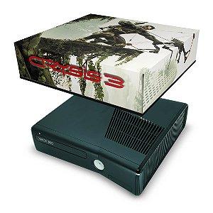 Xbox 360 Slim Capa Anti Poeira - Crysis 3