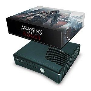 Xbox 360 Slim Capa Anti Poeira - Assassins Creed Rogue