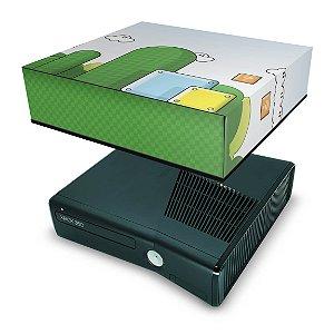 Xbox 360 Slim Capa Anti Poeira - Super Mario Bros.