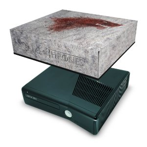 Xbox 360 Slim Capa Anti Poeira - Game Of Thrones #a