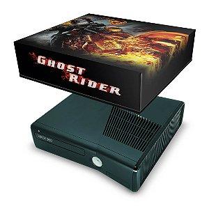 Xbox 360 Slim Capa Anti Poeira - Motoqueiro Fantasma A