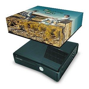 Xbox 360 Slim Capa Anti Poeira - Breaking Bad