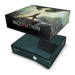 Xbox 360 Slim Capa Anti Poeira - Dragon Age Inquisition