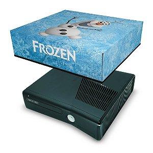Xbox 360 Slim Capa Anti Poeira - Frozen
