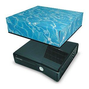 Xbox 360 Slim Capa Anti Poeira - Aquático Água