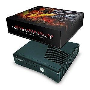 Xbox 360 Slim Capa Anti Poeira - Metal Gear Solid 5