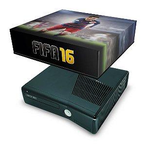 Xbox 360 Slim Capa Anti Poeira - Fifa 16