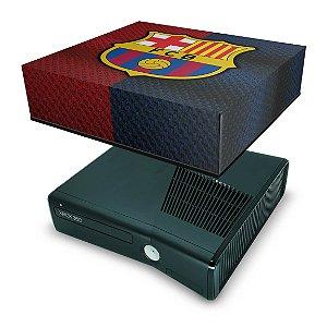 Xbox 360 Slim Capa Anti Poeira - Barcelona