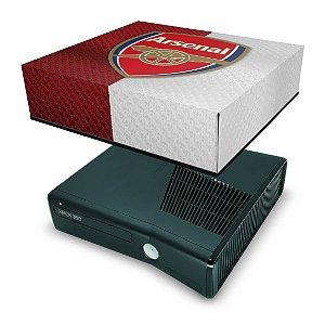 Xbox 360 Slim Capa Anti Poeira - Arsenal Football Club