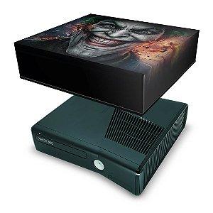 Xbox 360 Slim Capa Anti Poeira - Coringa Joker #b
