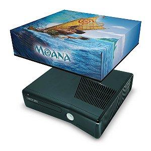 Xbox 360 Slim Capa Anti Poeira - Moana
