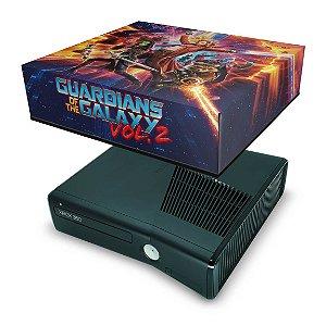 Xbox 360 Slim Capa Anti Poeira - Guardioes Da Galaxia 2