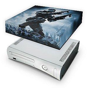 Xbox 360 Fat Capa Anti Poeira - Halo 3