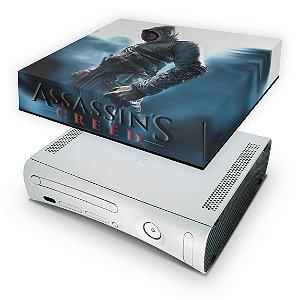 Xbox 360 Fat Capa Anti Poeira - Assassins Creed