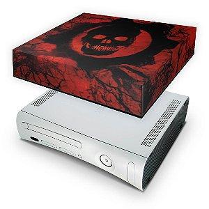 Xbox 360 Fat Capa Anti Poeira - Gears Of War 3