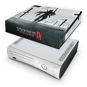 Xbox 360 Fat Capa Anti Poeira - Ninja Gaiden 3