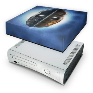 Xbox 360 Fat Capa Anti Poeira - Army Of Two