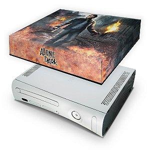 Xbox 360 Fat Capa Anti Poeira - Alone In The Dark