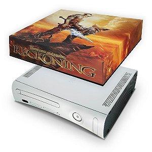 Xbox 360 Fat Capa Anti Poeira - Reckoning