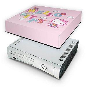Xbox 360 Fat Capa Anti Poeira - Hello Kitty