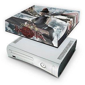 Xbox 360 Fat Capa Anti Poeira - Bayonetta