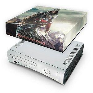 Xbox 360 Fat Capa Anti Poeira - Assassins Creed Revelations