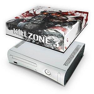 Xbox 360 Fat Capa Anti Poeira - Killzone 3
