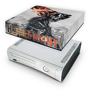 Xbox 360 Fat Capa Anti Poeira - Homefront