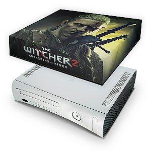 Xbox 360 Fat Capa Anti Poeira - The Witcher 2