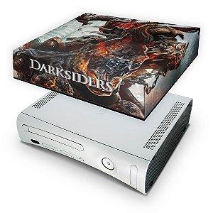 Xbox 360 Fat Capa Anti Poeira - Darksiders Wrath Of War