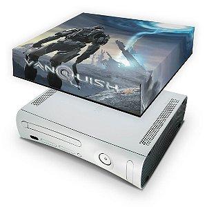 Xbox 360 Fat Capa Anti Poeira - Vanquish