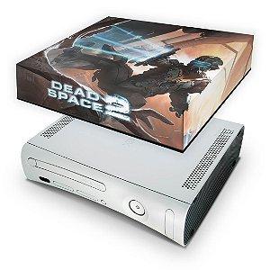 Xbox 360 Fat Capa Anti Poeira - Dead Space 2