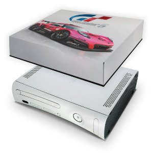 Xbox 360 Fat Capa Anti Poeira - Gran Turismo