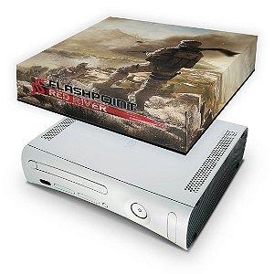 Xbox 360 Fat Capa Anti Poeira - Operation Flashpoint